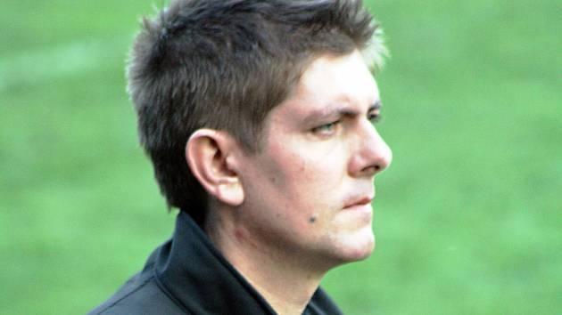 Trenér Marek Antoš se na lavičku Rohatce vrátil po roce a půl. Slavoj v obnovené premiéře dovedl k výhře nad domácí Blatnicí.