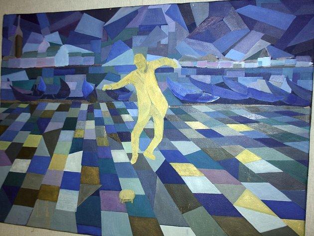 Urbančíkovo dílo představuje galerie ve Veselí nad Moravou.