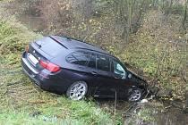 Nehoda mezi Kyjovem a Žádovicemi.
