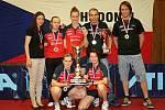 Stolní tenistky Hodonína porazily ve třetím finále play-off ženské extraligy Moravský Krumlov 5:3 a po jedenácté získaly titul mistra České republiky.