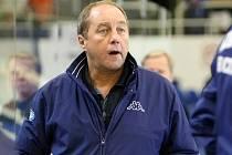 Zkušený trenér Lubomír Oslizlo v minulosti vedl i brněnskou Kometu. Od pondělí však trénuje druholigový Hodonín.