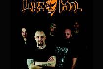 Hodonínské metalové kvinteto Like Fool.