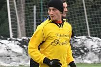Fotbalista Jaromír Hudec se v zimní přestávce vrátil do Hovoran z divizního Bzence.