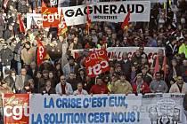 Budou naše odbory reagovat jako ty francouzské
