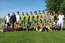Fotbalisté Kozojídek se před posledním kolem letošního ročníku třetí třídy skupiny B nacházejí v tabulce na osmém místě.