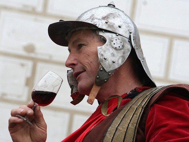 Svatomartinské přilákalo stovky milovníků vína.