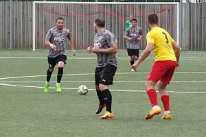 Hodonínští fotbalisté chtějí hrát letos o postup do MSFL.