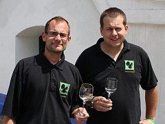 Základ výroby kvalitního vína vidí Lukáš Veverka v dobře odvedené práci ve vinohradě. Podle strážnického vinaře je však potřeba také hrozny šetrně zpracovávat.