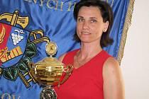 Jana Trojancová je dobrovolnou hasičkou z Petrova.