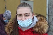 Tereza Kolibová, 16 let
