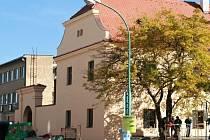 Na Panském dvoře ve Veselí nad Moravou se dodělávají poslední úpravy. Otevřít se má 2. prosince.