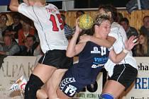 Házená, ženy, Pohár EHF – 2. kolo: HC Britterm Veselí nad Moravou – HC 53 Moskva