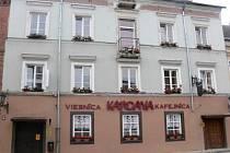 Kandava v Lotyšsku - ilustrační foto.