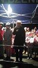 Ve škole v Moravském Písku se již tradičně v odpoledních hodinách uskutečnily vánoční dílničky. Ty pak zakončil zpěv koled s Deníkem na novém náměstí před školou. Akce se zúčastnilo asi 230 lidí.