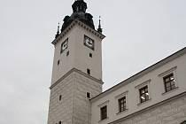 Radnice v Kyjově. Ilustrační foto.