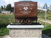 Hornický památník v Hovoranech