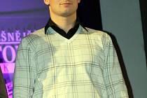 Hokejista Ondřej Šmach byl na středečním gaalvečeru Nejúspěšnější sportovec Hodonínska za rok 2011 vyhlášen Krajánkem roku.