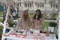 Jedenáctý ročník Vánočních trhů v Čejči.