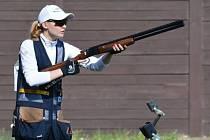Velická střelkyně Jitka Pešková skončila v Trnavě druhá, v Hradci Králové zase brala bronz.
