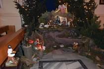 Dubňanští přivítají Vánoce zpěvy v kostele