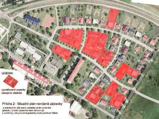 Pro nové plochy pro stavbu rodinných domů bude Veselí nad Moravou hledat zájemce. Nabídne až padesát volných stavebních míst v lokalitě Hutník. Domy lidé budou moct stavět už za dva roky.