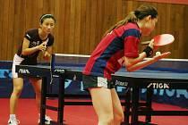 Čínské derby: Shi Dan vs. Liu Jia