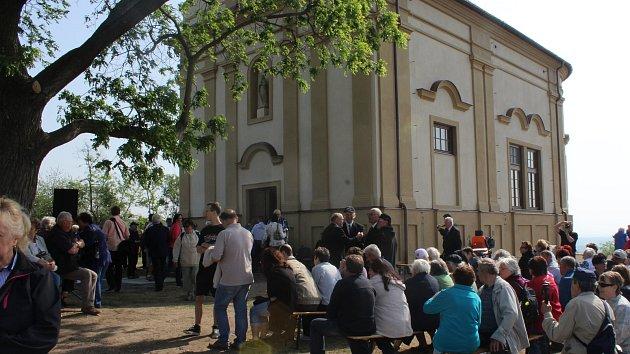 Křest nové kaple v Bzenci a oslava