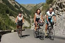 Členové kroužku už mají za sebou i cestu Alpami.