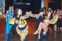 XVI. ročník Reprezentačního plesu Města Hodonína se nesl ve znamení Latinské Ameriky.