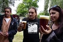 Slavnosti piva na Hodonínsku.