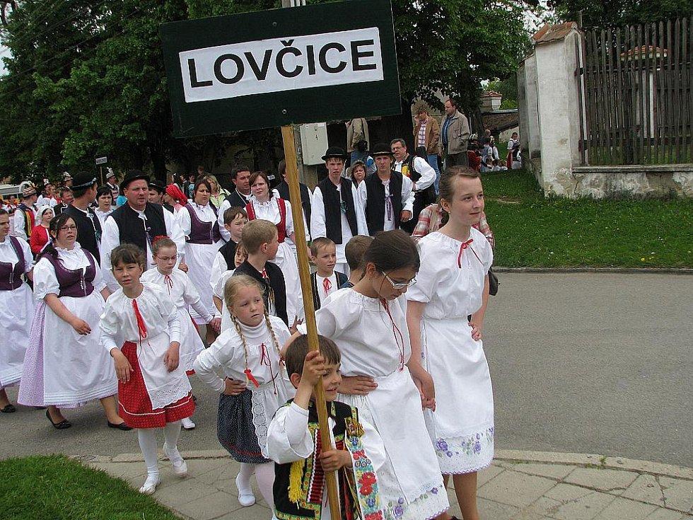 Pohoda a úsměvy. To je vždy vidět při festivalu Májová veselice ve Ždánicích. Z účastníků na rozdíl od jiných festivalů regionu dýchá především uvolněnost spíše než snaha po špičkových výkonech na podiu.