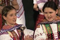 Nejstarší regionální dětský festival Mladé Horňácko, který má hlubokou tradici. Letos se uskutečnil jeho čtyřiačtyřicátý ročník.