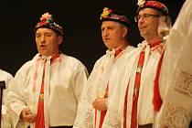 Mužský sbor z Mutěnic slavil patnáct let.