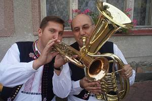 Skoroňáci zvou na koncerrt do Kyjova