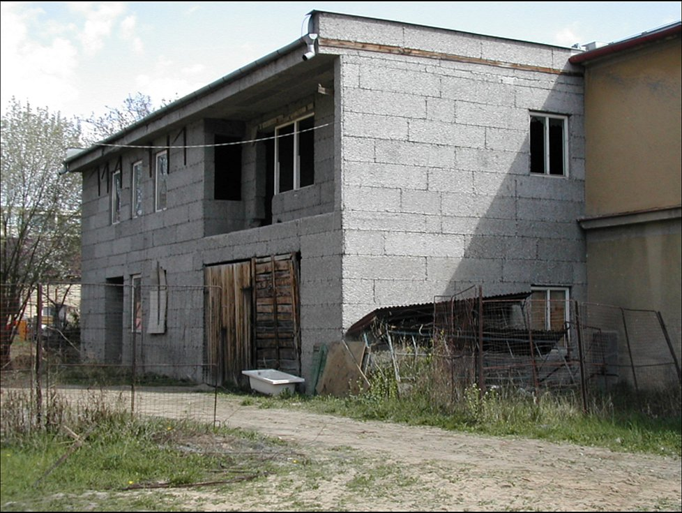 Kino ve Ždánicích před demolicí. Foto: Regionální rozvojová agentura jižní Moravy