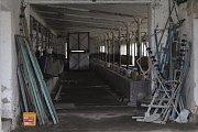 Chátrající kravín ve Svatobořicích-Mistříně čeká rekonstrukce za více než deset milionů korun.
