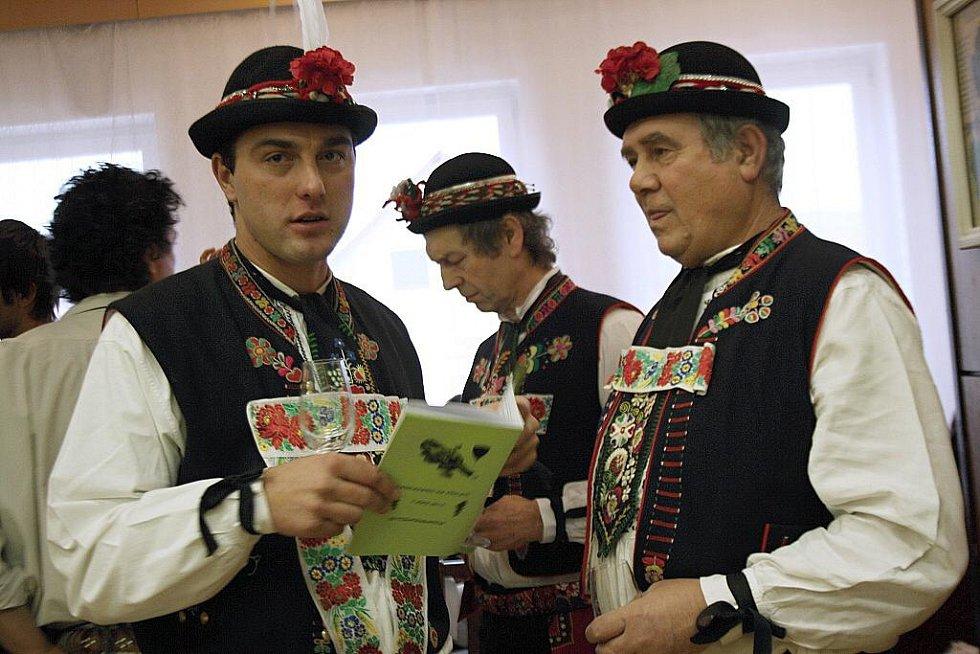 Seriál koštů odstartovali v Moravanech.