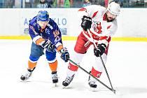 Hodonínští hokejisté zvládli čtvrtý zápasy play off a po výhře 7:4 v Opavě jsou blízko postupu do semifinále druhé ligy.