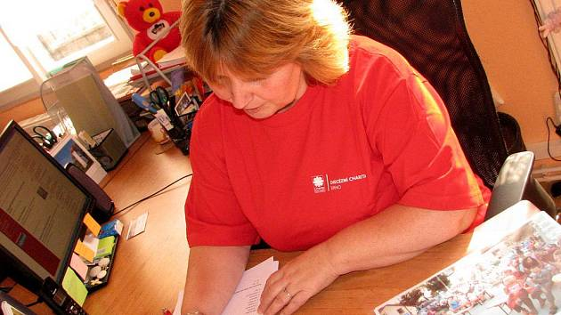 Hodonínská charita - ilustrační foto.