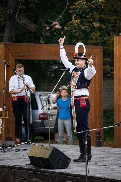 Regionální kolo verbířské soutěže pro Kyjovsko ovládl Martin Vašulka.