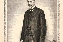Švabinského obraz TGM z roku 1919 visel povinně ve školních třídách.