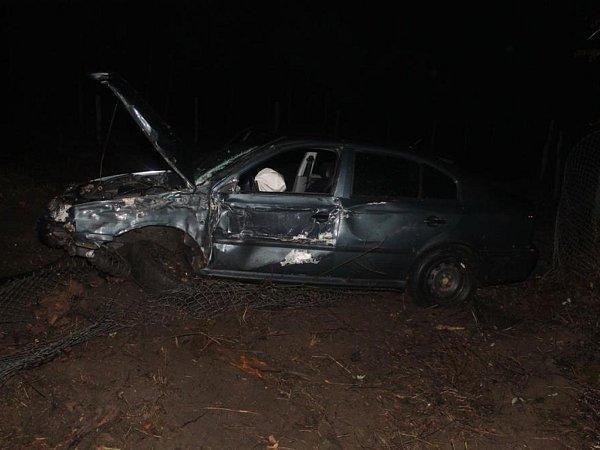 Oobrovském štěstí může hovořit mladá řidička, která se vnoci na neděli vybourala uHodonína. Znárazu do stromu vyvázla slehkým poraněním. Podle policie chybělo jen málo a následky by byly závažnější.