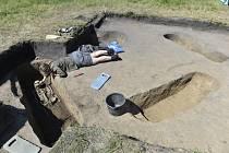 Archeologický průzkum na jižní Moravě, ilustrační foto