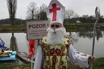 Pohádková plavba po Staré Moravě s otužilým Mikulášem.