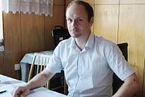 Nový starosta Archlebova Miroslav Jarolík.