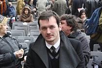 Blahoslav Uhrovič ze Starého Poddvorova se zúčastnil jmenování Dominika Duky kardinálem.