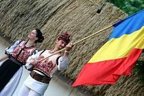 Zahájení Mezinárodního folklorního festivalu Strážnice (2010) - ilustrační fotografie.