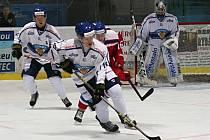 Čeští hokejisté do devatenácti let prohráli v úterním přípravném utkání s Finskem 2:6.