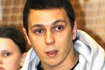 Trenér hodonínských házenkářek Milan Adi.