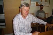 Miroslav Ježek sloužil u hasičů více než třicet let.